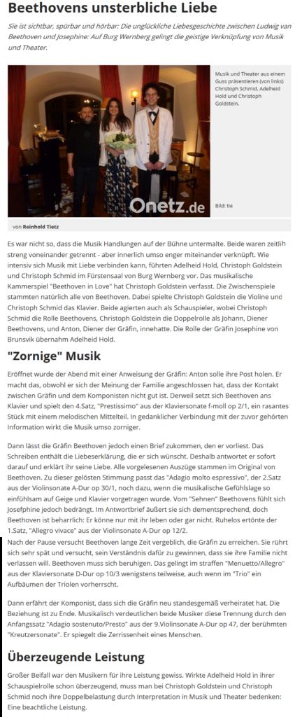 Beethovens unsterbliche Liebe Jan2019